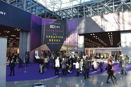 BDNY 2018: BDNY continues to elevate design within the hospitality sector - Jan 2019