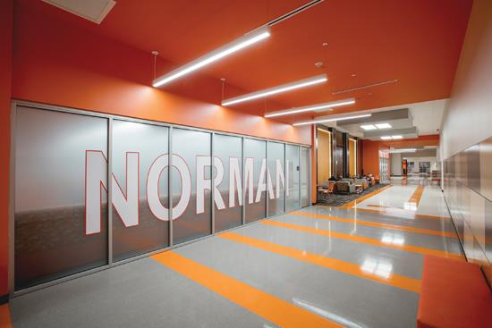 Designer Forum: Norman High School pride runs deep in MA+ Architecture's design - May 2019