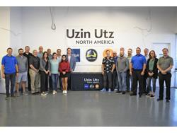 Uzin Utz Hosts Starnet's NextGen Group