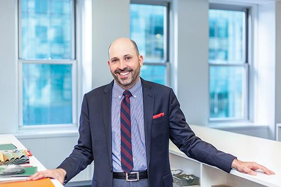 Focus on Leadership: Tom Polucci, HOK's director of interiors - Jun 19