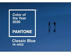 Pantone Announces 2020 Color of the Year: Classic Blue