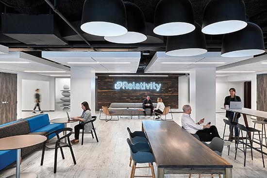 Designer Forum: Huntsman Architectural Group's expansion of Relativity's HQ - Aug/Sep 19