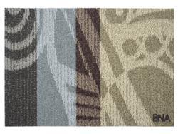 Nashville Airport selling squares of distinctive carpet
