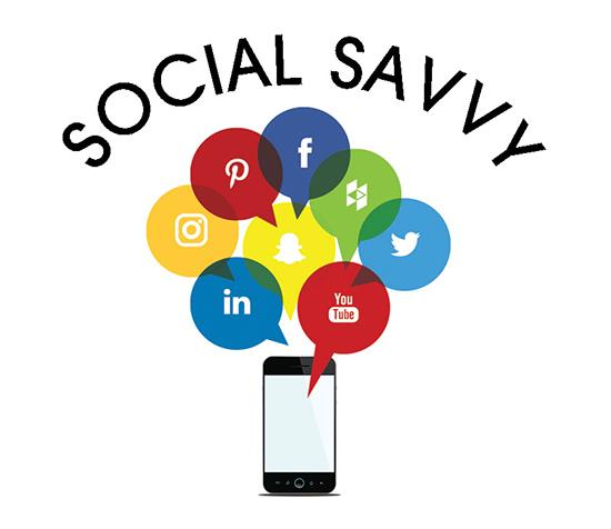 Social Savvy: How social media tools can help you maximize your online presence - May 2020