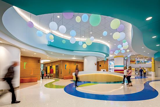 Designer Forum: CannonDesign incorporates Lone Star State beauty into the unique design of Texas Children's Hospital - Jan 2021