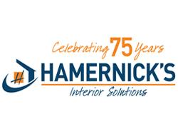 Hamernick's Interior Solutions Celebrating 75 Years of Business