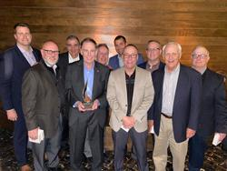 Derr Flooring Wins Mirage's Spirit Award for Sixth Time