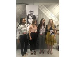 Crossville Hosts Student Winners from UT at Neocon