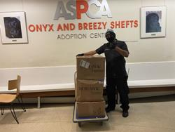 Mohawk Donates Personal Protective Equipment to ASPCA
