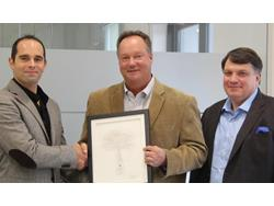 Florim Receives TVA Carbon Reduction Award