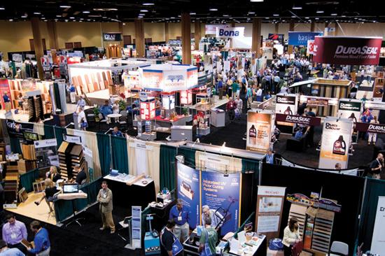 NWFA Convention 2012 - May 2012