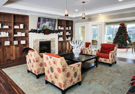 Designing A Senior Living Facility With Memory Care: Designer Forum   Jan  2016