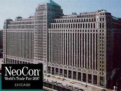 NeoCon Set for June 10-12 in Chicago