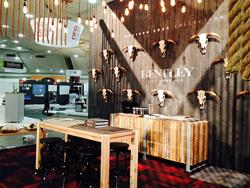 Bentley Wins Booth Award at NeoCon East