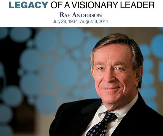 Legacy of a Visionary Leader - December 2011